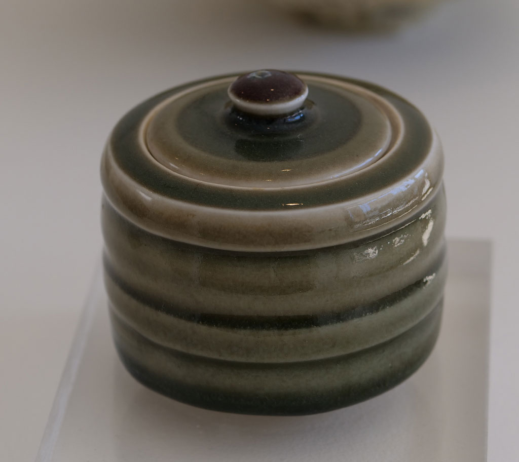 Albert and Louisa King, Lidded container, 1950, California Visionaries: Seminal Studio Craft, Featuring Works from the Forrest L. Merrill Collection