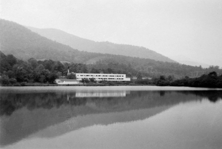 Black Mountain College, Courtesy of the State Archives of North Carolina