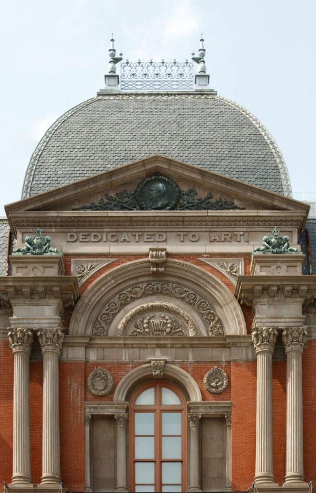 Renwick Gallery, Smithsonian American Art Museum. Ron Blunt photograph