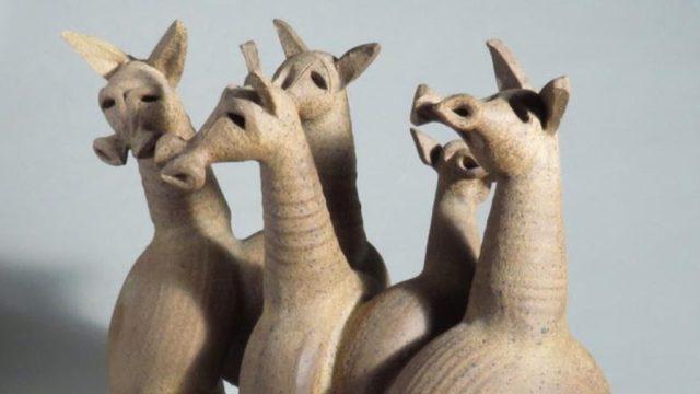 Dora De Larios, Sculpture, c.1960