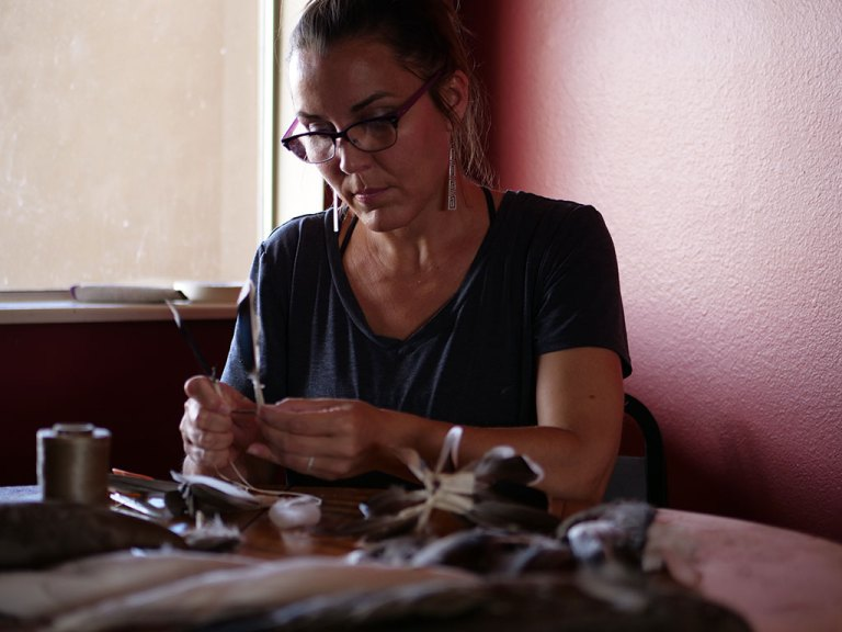 Cara Romero, Photographer, Artist, IDENTITY, Craft in America