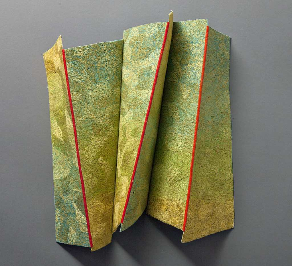 Kate Barber, Above and Below Two, 2017. Excellence in Fiber IV