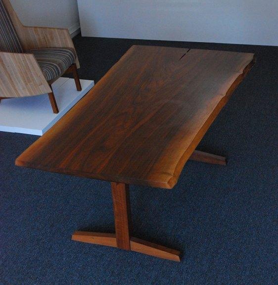 Nakashima Woodworking, Conoid Table, 2012
