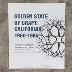 Golden State of Craft (GSOC): 1960-1985, catalog