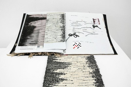 Brittany Wittman McLaughlin, Material Meaning: A Living Legacy of Anni Albers, Craft in America