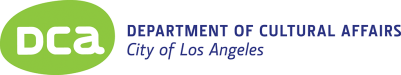 Department of Cultural Affairs, DCA logo, Craft in America