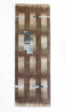 Marcia Weiss, Rhythm I, 2012. Material Meaning: A Living Legacy of Anni Albers, Craft in America