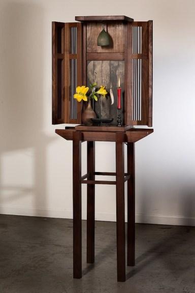 Wendy Maruyama, The Bell Shrine, IDENTITY, Craft in America