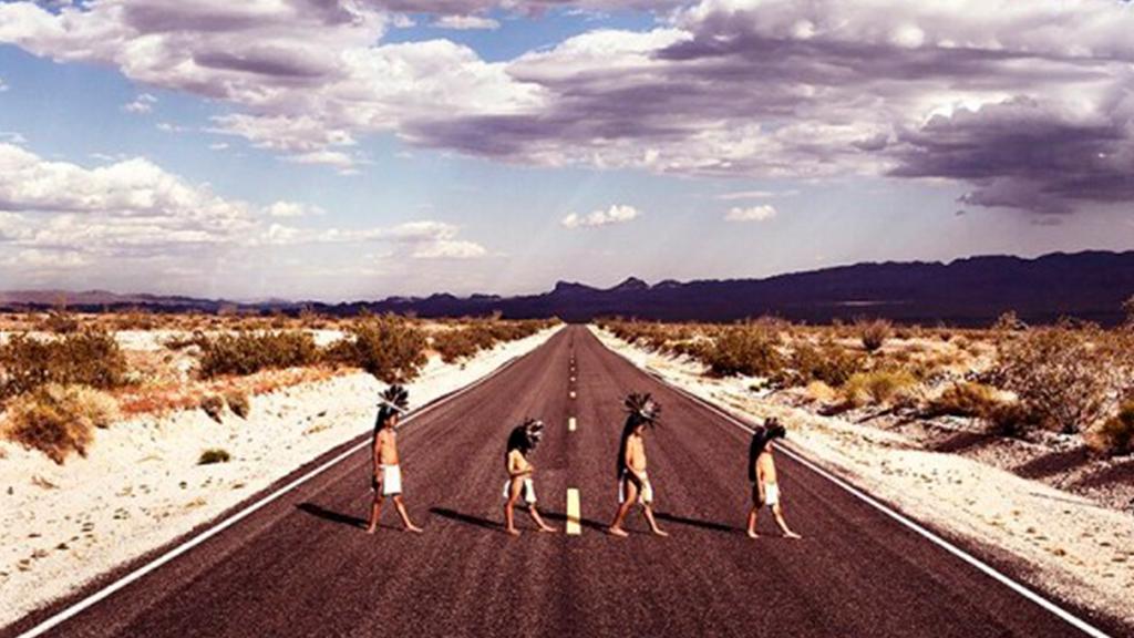 17 Mile Road, Cara Romero, photograph, Identity, Craft in America