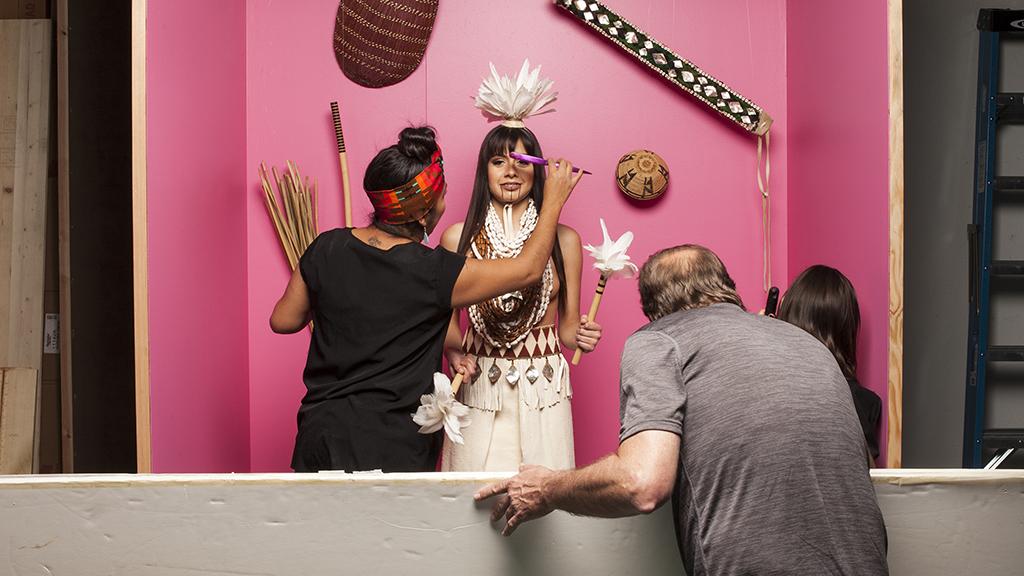 Cara Romero Photographer, Naomi, Photo, IDENTITY, Craft in America