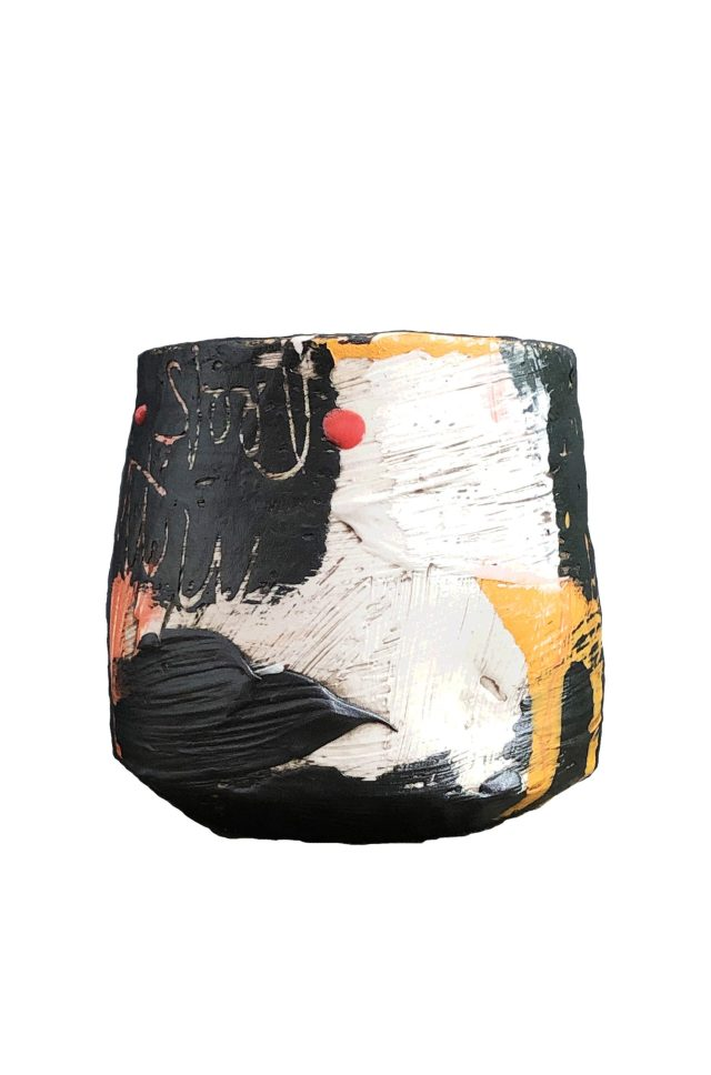 Lesley McInally Look Within Here Now Cup Yumoni, Craft in America