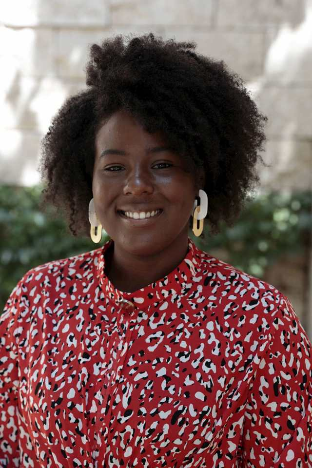 Getty Intern - Sharde' Alexander, Craft in America