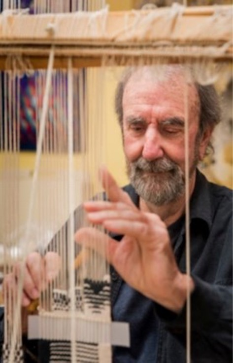 Craft in America Reading Craft Anatomy of a Tapestry Jean Pierre Larochette