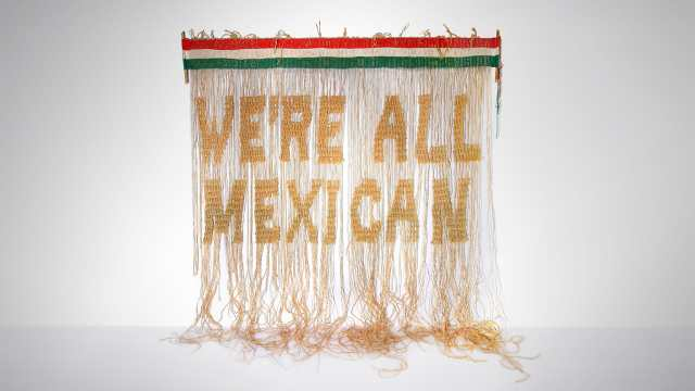 Victor De La Rosa, We're All Mexican, 2020