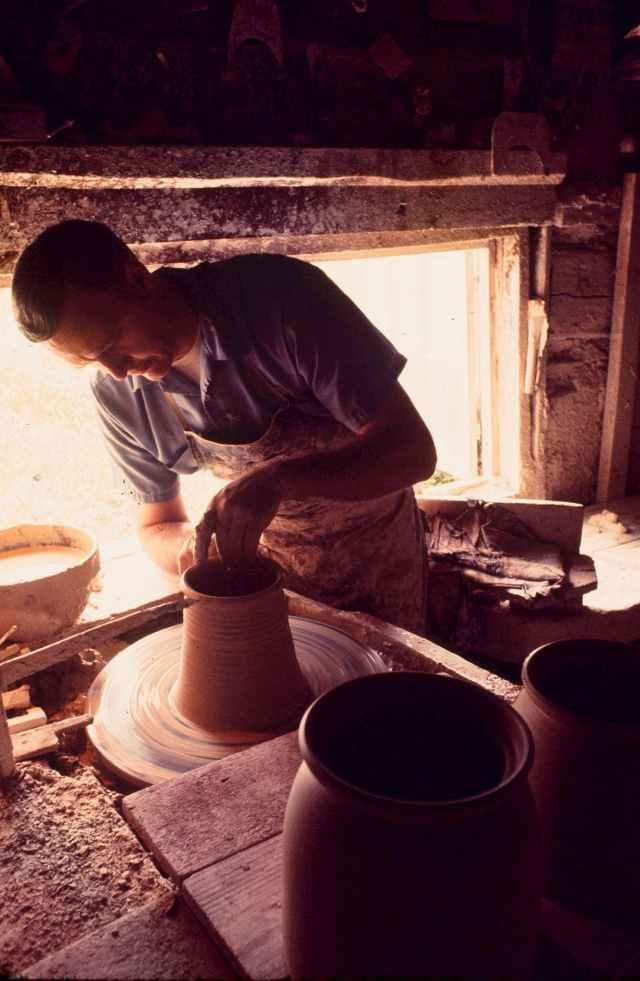 Islands in the Land Exhibition, Appalachia, Kentucky, Bybee, Walter Cornelison, Craft in America