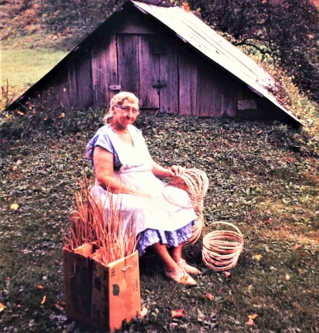 Islands in the Land Exhibition, Appalachia, West Virginia, Lucy Lucky