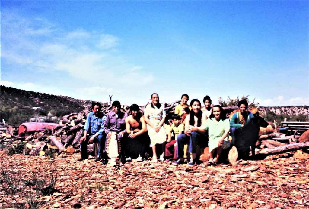 Islands in the Land Exhibition, The Rio Grande, Cordova, Lopez Family
