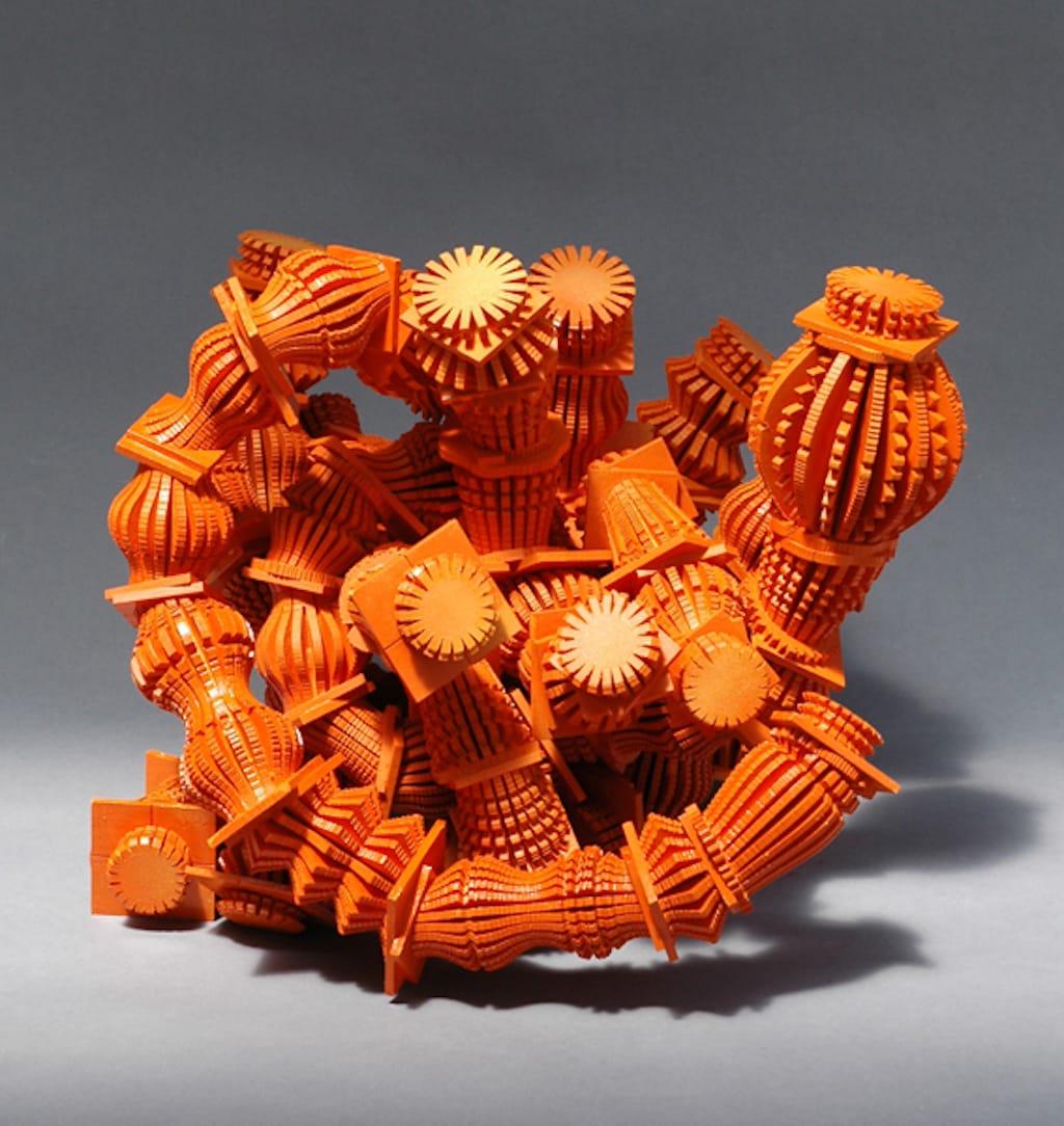Po Shun Leong, Under the Sea, 2009, Craft in America
