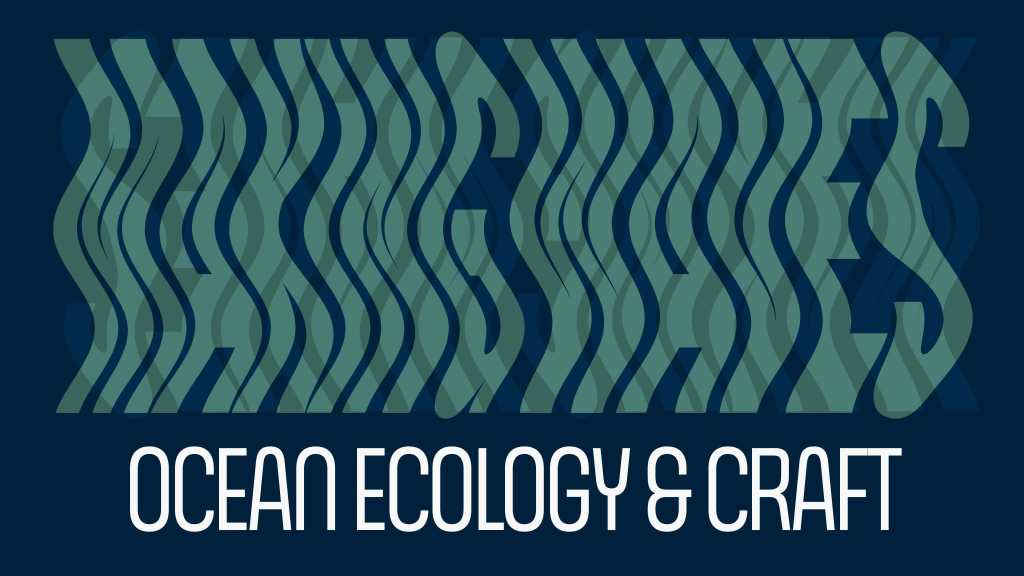 Making Waves: Ocean Ecology and Craft, Craft in America