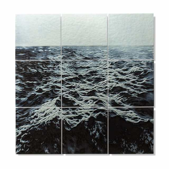 April Surgent, The Unnatural Movement of the Ocean with Plastic, Craft in America