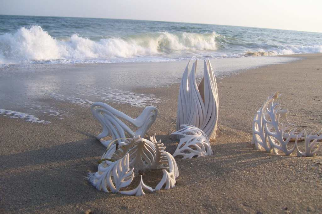 Jennifer McCurdy, Porcelain on the Beach, Craft in America