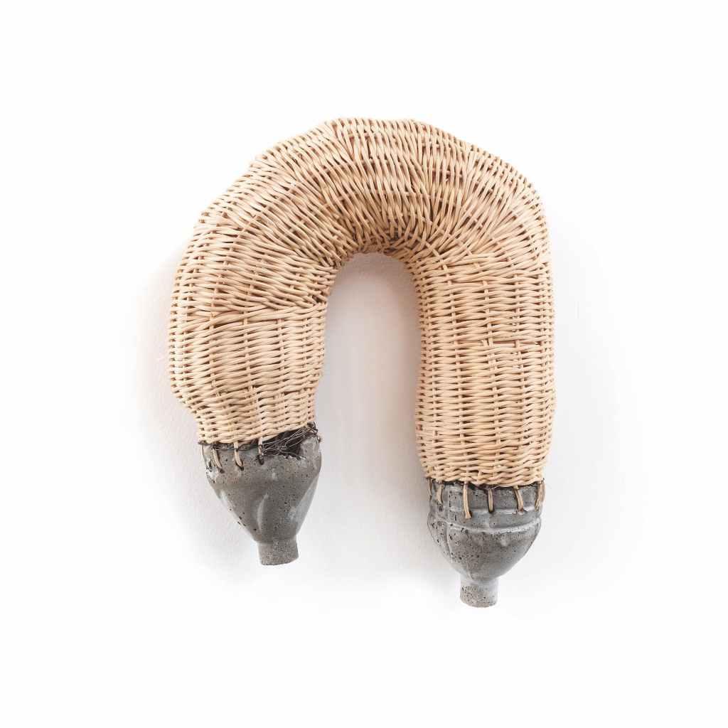 Sarita Westrop, weaver, sculptor, untitled portal, Craft in America
