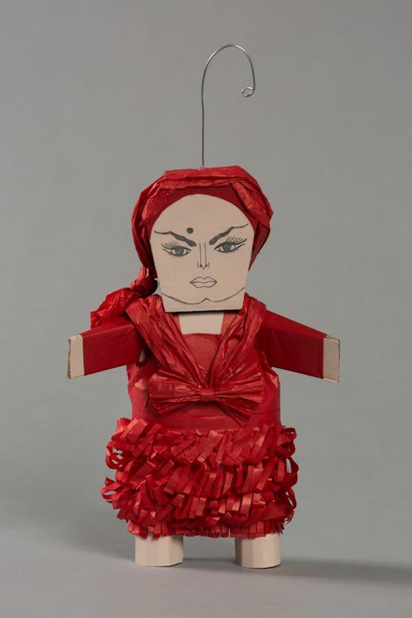 Ana Serrano, Piñatitas: Irma Serrano, Craft in America