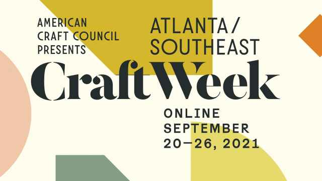 American Craft Council Atlanta Southeast Craft Week, Craft in America