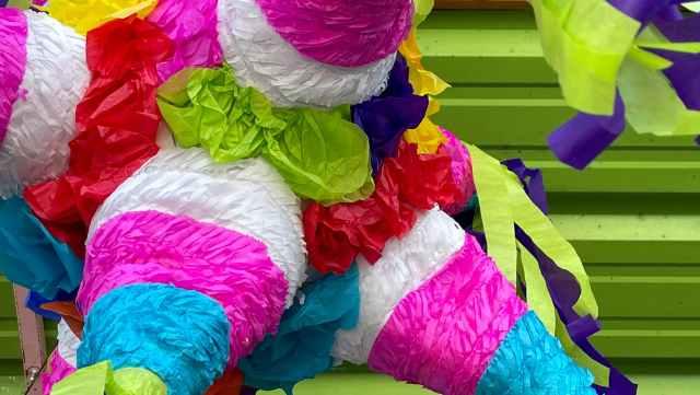 Piñatas: the High art of Celebration
