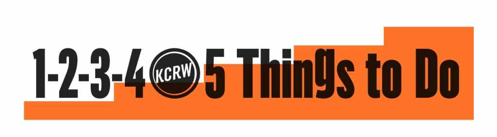 KCRW - 5 things to do, Craft in America