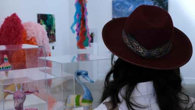 Craft in America Center, Piñatas