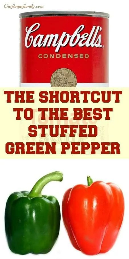 The secret shortcut to your mom's stuffed green peppers is the an electric pressure cooker. I love the basic ingredients and the convenience of the set it and go pressure cooker.