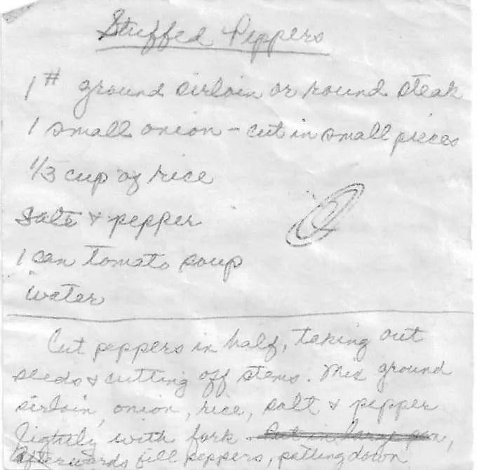 Handwritten by Grace