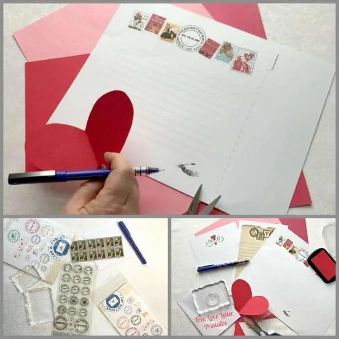 HOW TO CUT PAPER HEARTS BY HAND