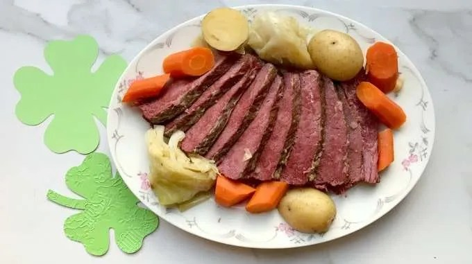 Fastest Corned Beef Recipe Ever