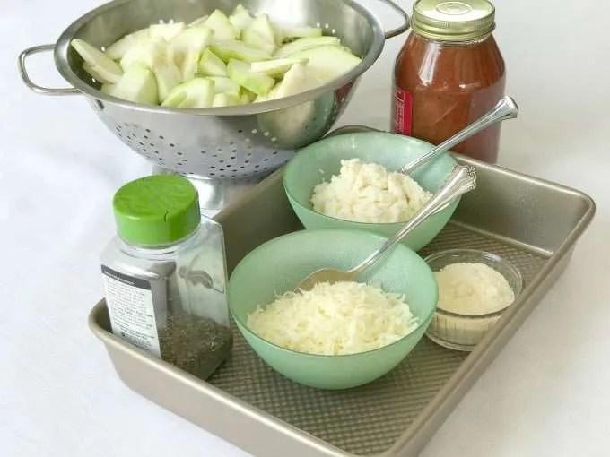 Cheese Zucchini Bake Casserole Recipe