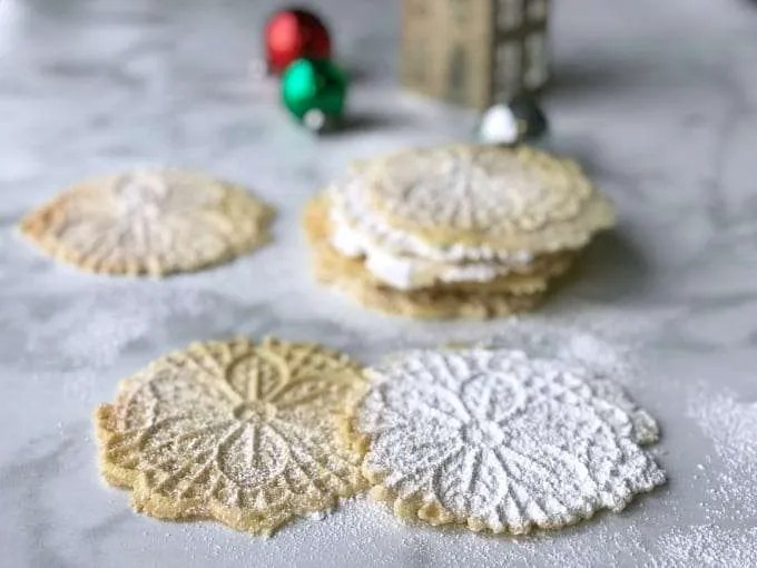 Classic Italian Pizzelle Recipe Crafting A Family