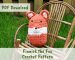 Finnick the Fox Amigurumi Crochet Pattern | Woodland Amigurumi