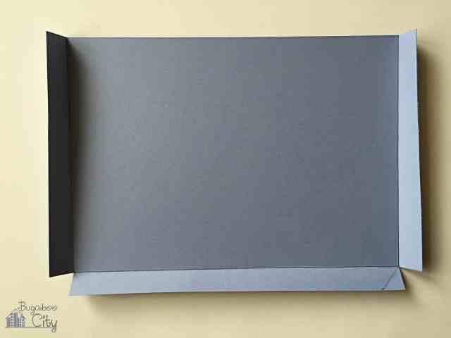 DIY Wedding Card Book