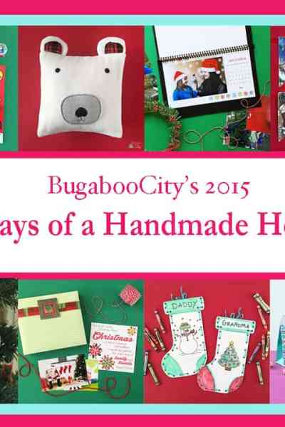 12 Days of a Handmade Holiday