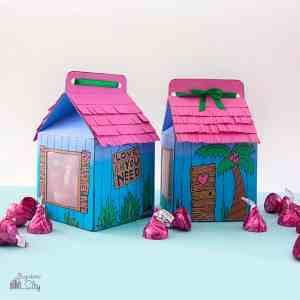 Love Shack Valentine's Day Treat Box