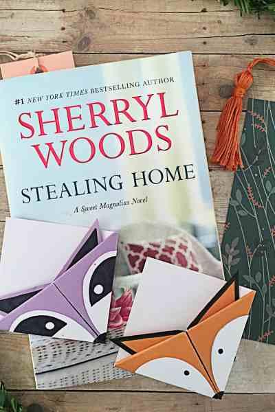 Woodland Animal Bookmark Roundup