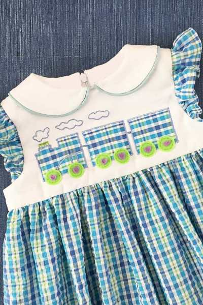 Choo Choo Train Dress
