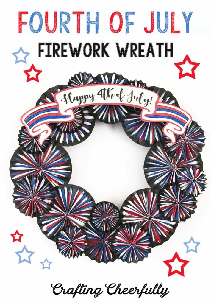 https://www.craftingcheerfully.com/fourth-july-firework-wreath/