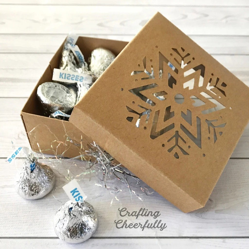 $1 monthly membership ( billed 19.99 monthly after $1 trial ) $1.00. Diy Christmas Boxes With Free Cut File Crafting Cheerfully