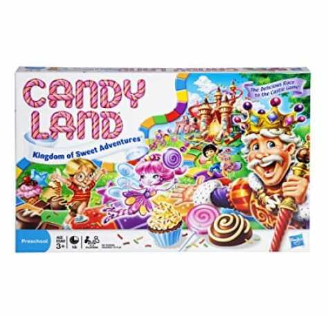 10 Fun Games for Preschoolers - Candyland