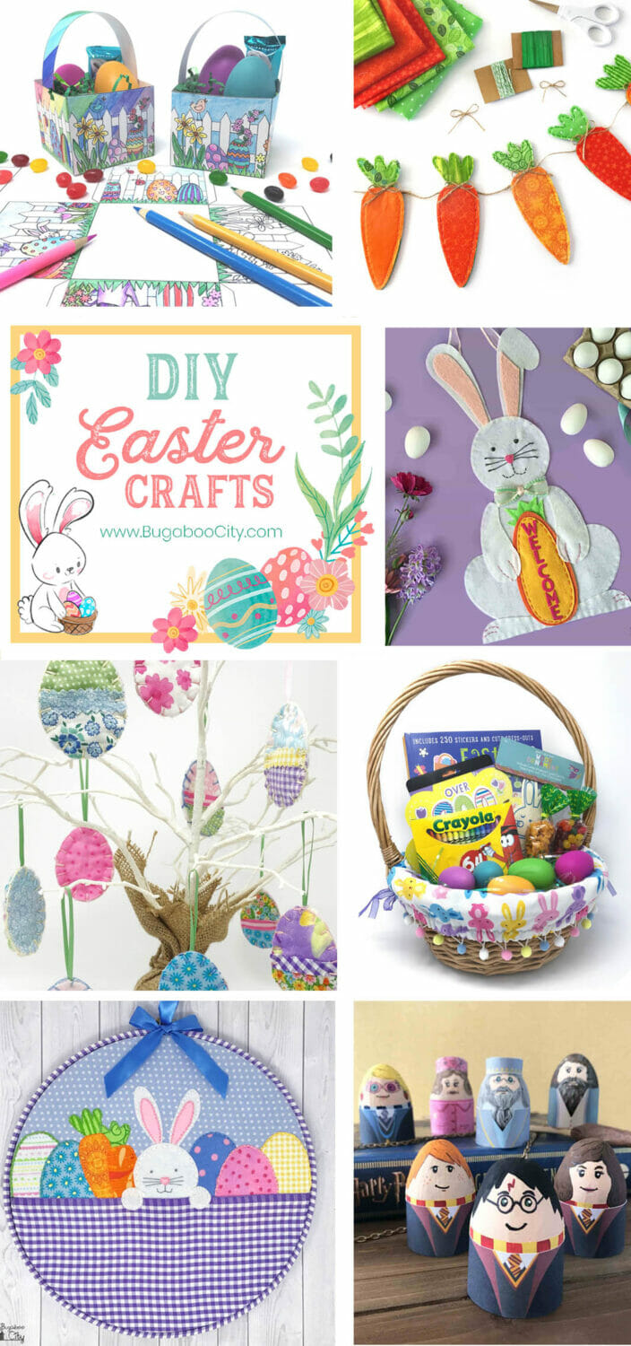 DIY Easter Crafts - 13 Cute Crafts to Try this Season