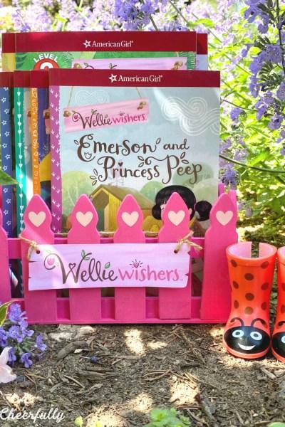 DIY Wellie Wishers Book Box