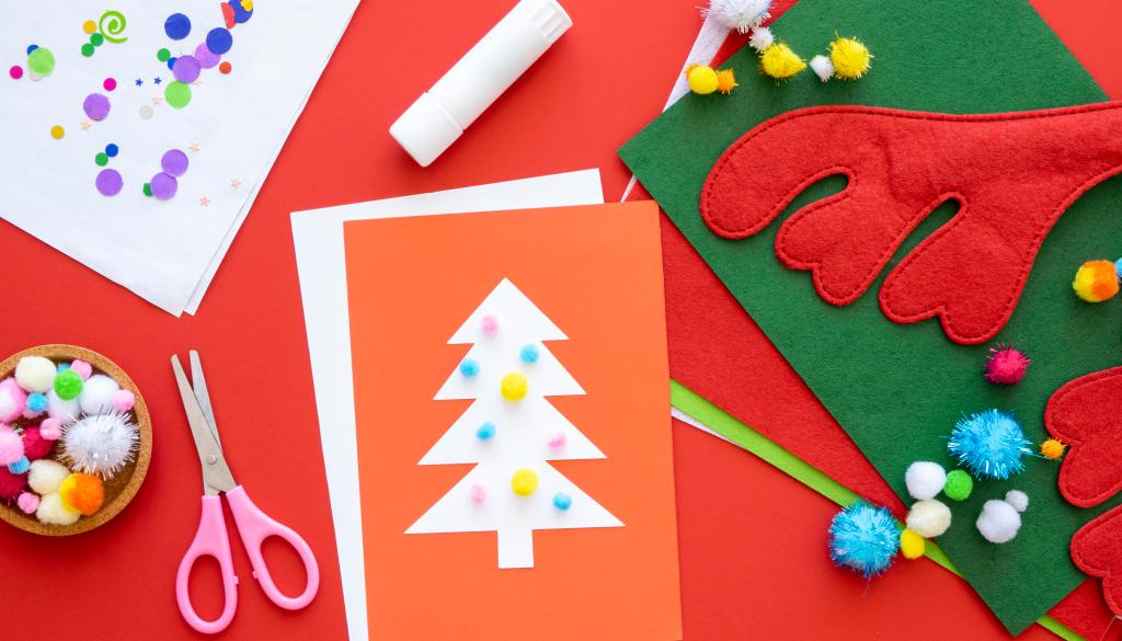 Virtual Holiday Activities For Families Crafting Cheerfully