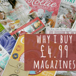 Why I buy £4.99 magazines